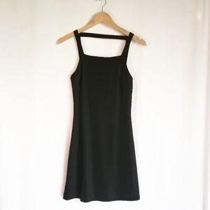 VTG Express Tricot black dress
